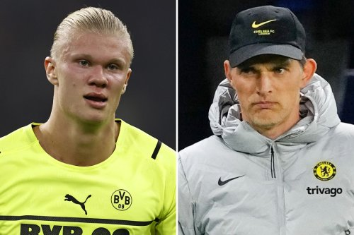 Chelsea boss Tuchel 'should have known better' after declaring Haaland interest