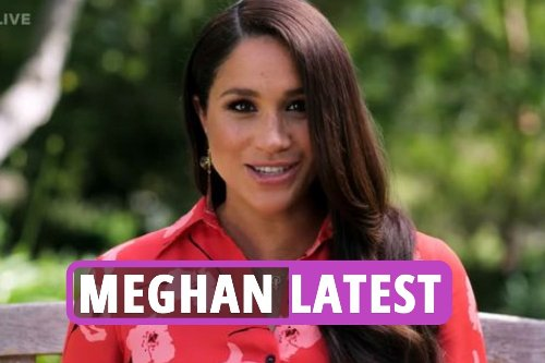 'Terrified Meghan copied Queen's style' in first big appearance since Oprah chat