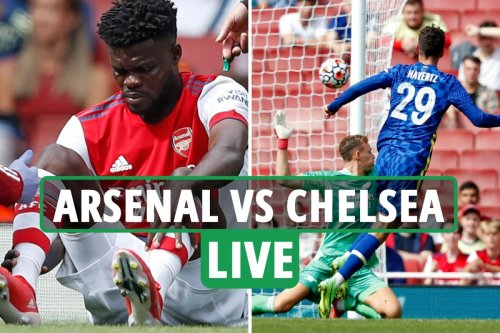Arsenal vs Chelsea LIVE: Latest updates from London derby friendly
