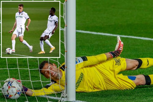 Watch Getafe concede farcical own-goal in first post-ESL Barcelona game