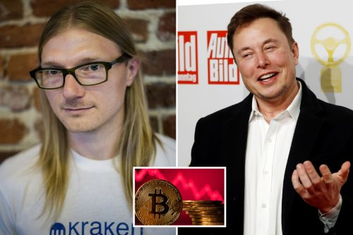 Bitcoin price tumbles AGAIN after Elon Musk's Twitter spat with Kraken CEO