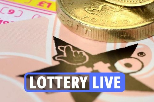 Thunderball & Double Rollover results live as Brits urged to check tickets NOW