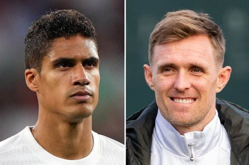 Fletcher credited with Varane transfer to Man Utd after he 'swayed' Madrid star