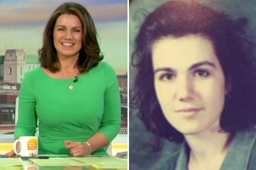 Susanna Reid looks unrecognisable in her school photo as GMB host discusses new gender neutral label for head girl