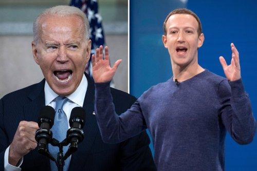 WH attacks Facebook for spreading 'dangerous' information after Biden slammed app