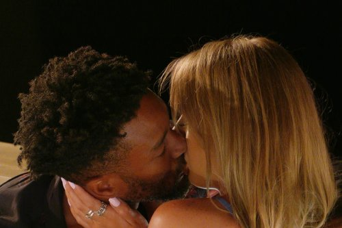 Love Island fans in tears as Teddy and Faye share sweet reunion and KISS
