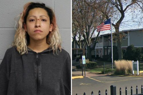 Mom-of-three, 28, shoots dead man who refused to kiss her