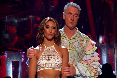 Strictly alum James Jordan says Karen Hauer is to blame for Greg Wise leaving