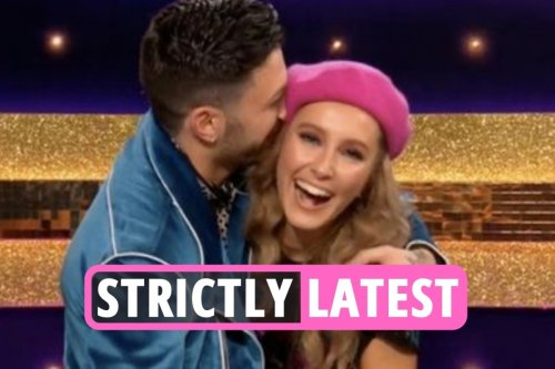Strictly fans all saying same thing about Rose & Giovanni as Adam lashes out