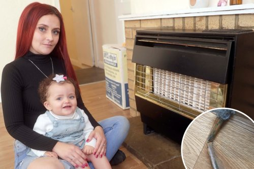 I found a gas leak in my home that could have blown my children out the window