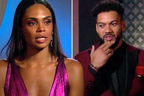 Bachelorette fans slam Jamie as he accuses Michelle of 'knowing Joe already'