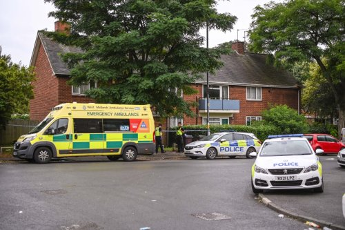 Woman, 19, found dead in home with fatal injuries as man spotted fleeing scene