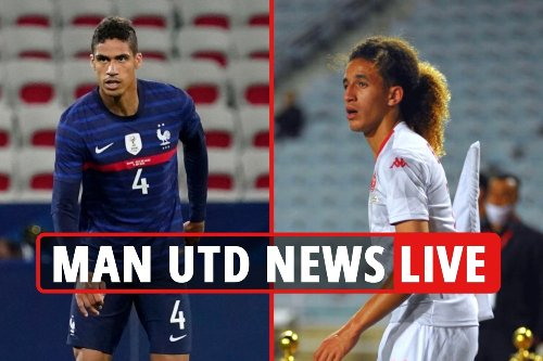 Man Utd transfer news live - all the latest from Old Trafford