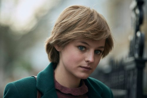 The Crown's Emma Corrin reveals she felt 'terrified' and 'insane responsibility' playing Princess Diana
