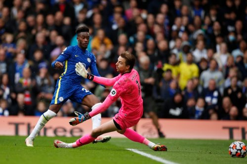 Hudson-Odoi steps up to Tuchel's challenge as Chelsea ace scores against Norwich