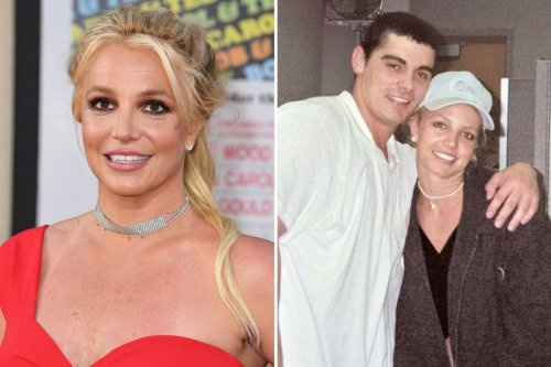 Britney's ex husband reveals they consummated marriage in the back of a limo