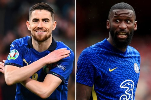 Blues could sell NINE stars including Jorgino and Rudiger in squad revamp
