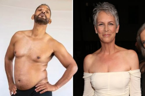 Jamie Lee Curtis shows off curves in sports bra after Will Smith's shirtless pic