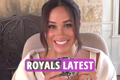 Meg's 'swipe at Queen', Lilibet's first pic & a Harry cameo in birthday vid
