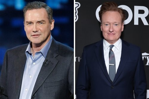 Conan O'Brien claims NBC tried to BAN Norm Macdonald from his late-night show