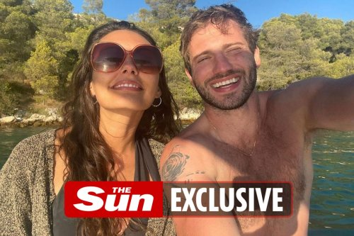 Emmerdale's Jamie Tate actor Alexander Lincoln finds love with stunning new girlfriend