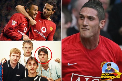 Man Utd wonderkids that failed to make the grade from Macheda to Thornley