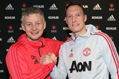 Man Utd boss Solskjaer 'happy' for Jones who is set for first game in 20 months