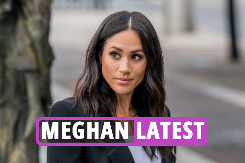Meghan Markle's book The Bench FLOPS in 1st week failing to make UK top 50