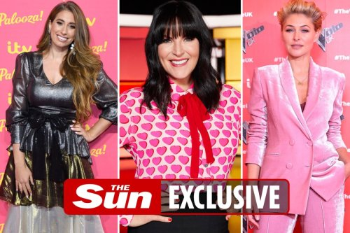 Emma Willis & Stacey Solomon in line to replace Davina on Changing Rooms