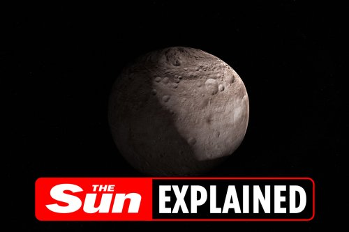 What are the top five biggest asteroids and do they pose a threat to Earth?
