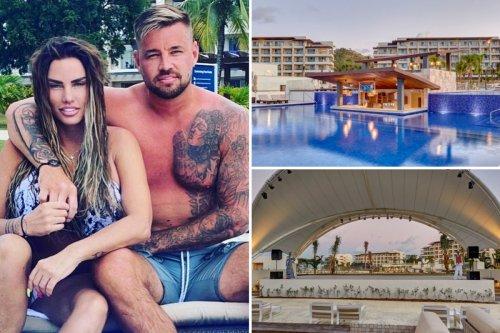 Inside Katie Price's £248 a NIGHT St Lucia luxury hotel