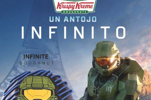 Halo Infinite release date accidentally leaked by bizarre doughnut ad