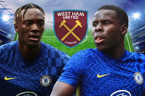 How West Ham could line-up next season with Abraham and Zouma after transfer splurge
