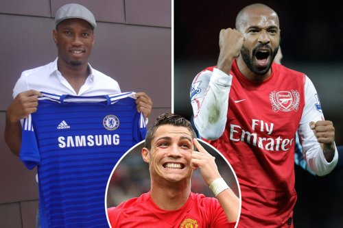 Ten players who returned to former clubs as Man Utd complete Ronaldo return