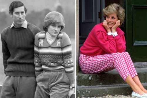 Diana had pics of 'schoolgirl crush' Charles above bed as a teen, cousin claims