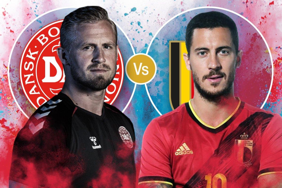 Denmark vs Belgium Full Match & Highlights 17 June 2021