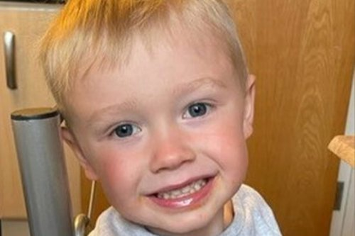 Boy, 3, died after being run over by tractor as he played outside home