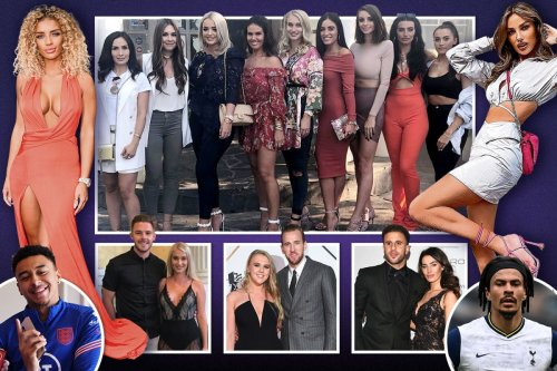 After Marcus Rashford's split, we take a look at the 2018 World Cup's WAGs