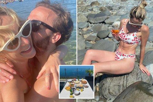 Inside Corrie star Jack P Shepherd's romantic weekend with girlfriend Hanni
