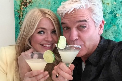 Inside Holly Willoughby's wild party animal antics
