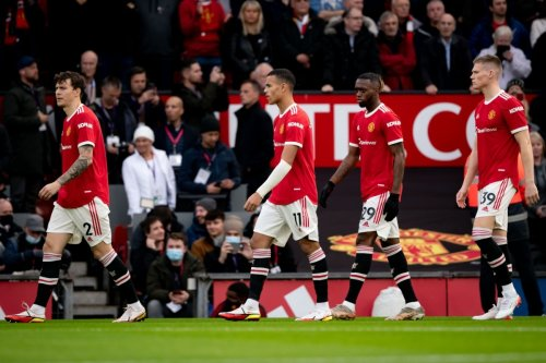 Damning stats show how Man Utd have WORST defence in Prem as Liverpool run riot