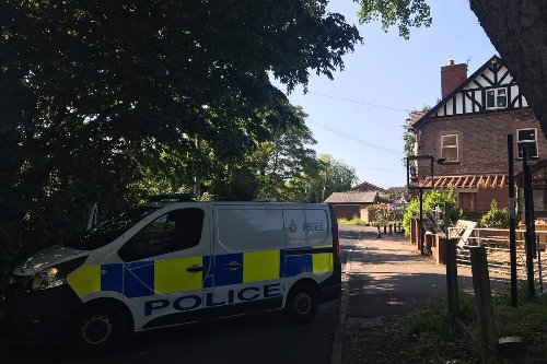 Woman found dead in Manchester canal in early morning discovery