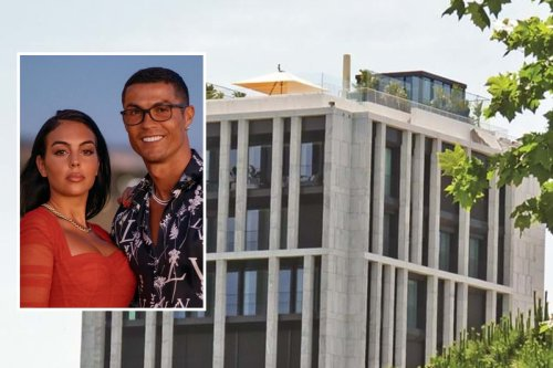 Cristiano Ronaldo given 15 days to demolish 'eyesore' rooftop glass gazebo