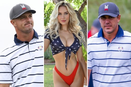 Paige Spiranac wants rivals DeChambeau and Koepka paired together at Ryder Cup