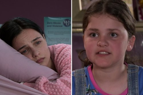 Corrie fans terrified by Hope's brutal reaction to Alina Pop's miscarriage