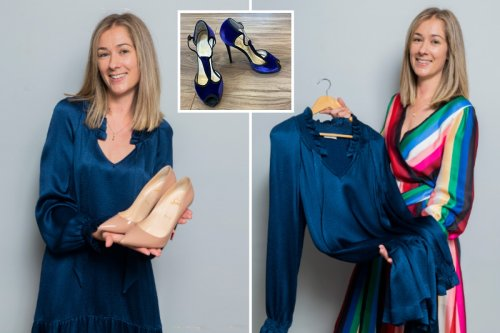 How I buy designer dresses and shoes at bargain prices on eBay and Depop
