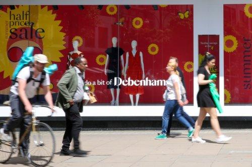 Debenhams slash up to 80% off summer fashion and accessories