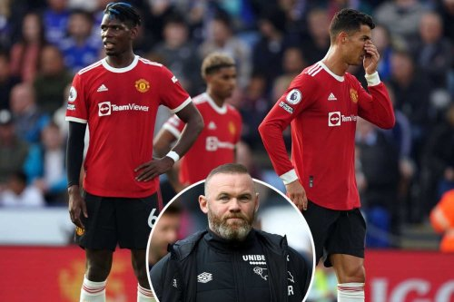 Rooney blasts 'unacceptable' laziness and says Utd 'need more' from their stars