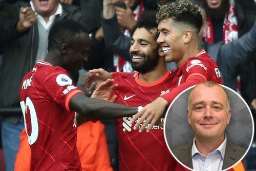 Man Utd 0 Liverpool 5: Salah nets hat-trick to leave Solskjaer on the brink