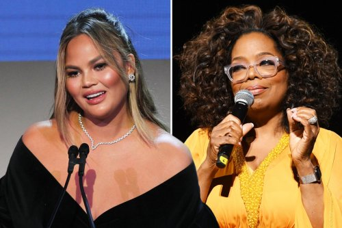 Chrissy Teigen 'wants an interview with Oprah Winfrey to save her reputation'